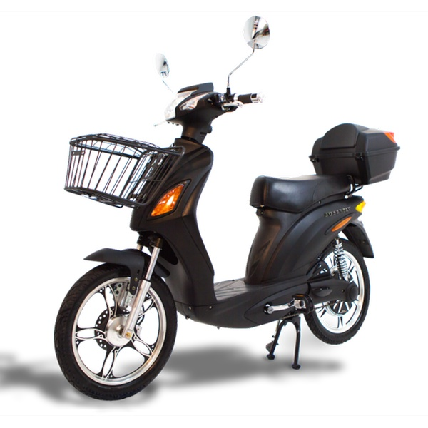 Electric Scooter Bike >> Superfly Electric Scooter Bike 48v 600 Watt Sla Battery 2018 Groupon