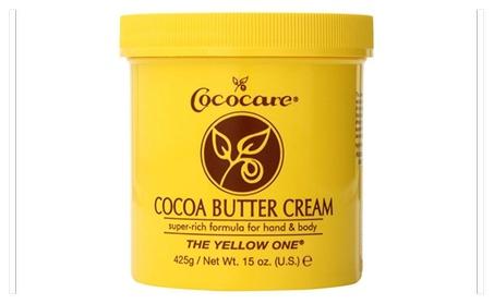 Cococare Cocoa Butter Cream - 4 Oz (Pack of 2) a22444e6-92e7-4eb1-826b-6b3f9ae54bbd