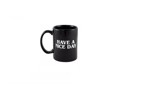 Have a Nice Day Coffee Mug 350ml Funny Middle Finger Cups 5a51119c-d506-476e-91e4-99d2f0fb0a04