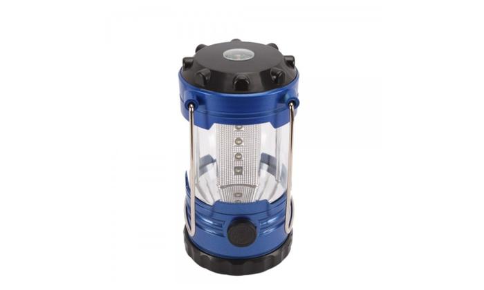 12 LED Bivouac Camping Hiking Fishing Tent Lantern Light Lamp