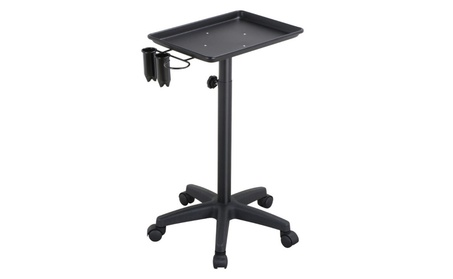 Topeakmart Professional Rolling Salon Hair Instrument Tray Trolley 7c2499f4-311f-468e-a7c1-1ee45e8f3bb9