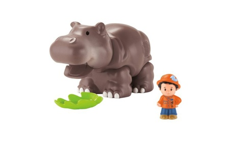 Fisher-Price Little People Hippo 71f35727-374d-48de-9bae-0f7c48801ffb