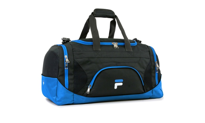 bc7e34202651 Fila Donlon Small Duffel Gym Bag