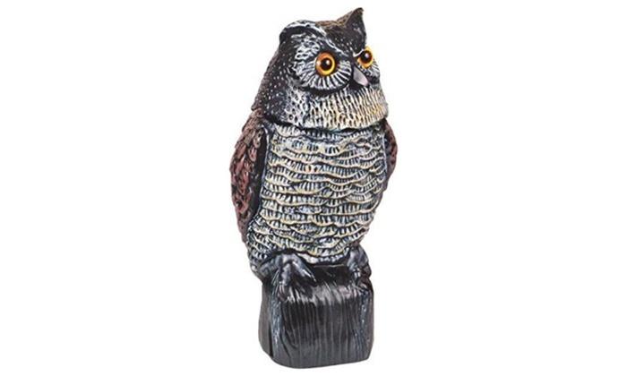 Superbe Action Garden Defense Owl 8011