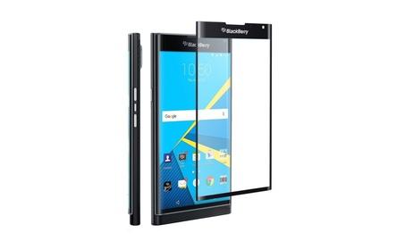 Tempered Glass Full Cover Curved Screen Protector For Blackberry Priv e3490efe-3f91-45ea-b649-e50fdc7fd550