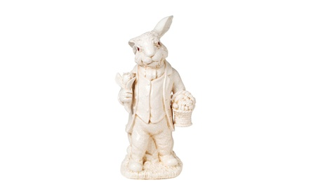 Kaldun and Bogle Provence Antique Rabbit Figurine (Goods For The Home) photo