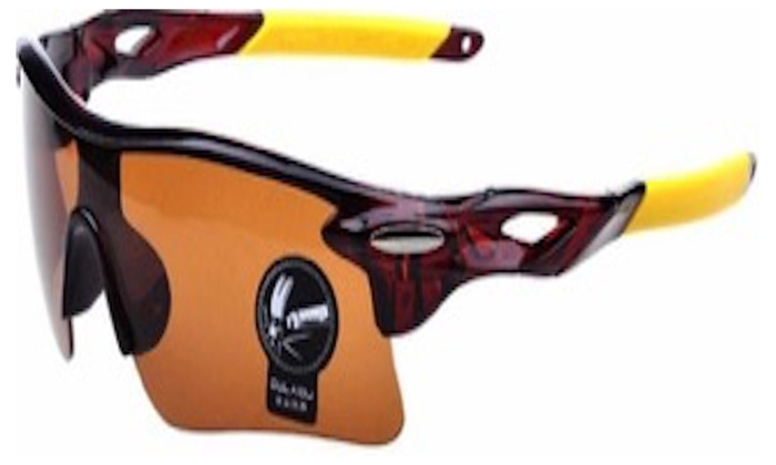 Unisex Polarized Sports/cycling Glasses. 5 colors to choose from!