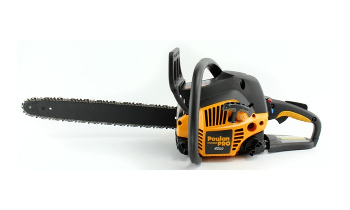 Pp4218a Poulan Pro 18 42cc 2 Cycle Gas Chainsaw Refurbished Arc