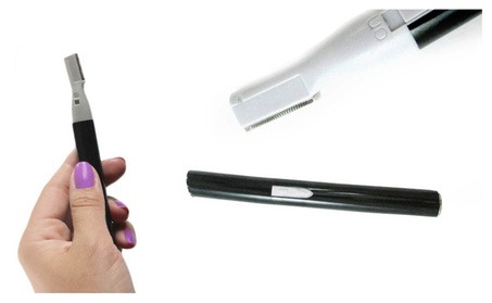 Innovative Facial Hair Trimmer & Carrying Pouch For Perfect makeup 2fc7634e-3dd8-411f-a661-1b0646b93f4d