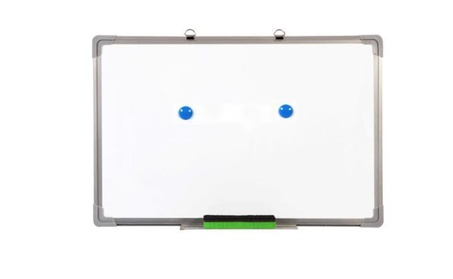 Single Side Magnetic Writing Whiteboard Dry Erase Board Office a7f898e4-50ef-4a36-88d9-23e591a77cdf