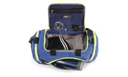 81f016a5e7 Shop Groupon Fila Sprinter Sports Duffel Bag