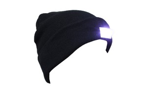 5 Led Beanie Cap/Hat Unisex Perfect Hands Free Flashlight