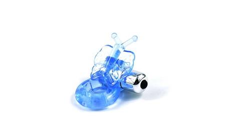 Delayed Dildo Vibrator TPE Butterfly Vibrating C-Ring Toys 9ecf2ec7-9080-4696-9a8f-d0a7f579f12e