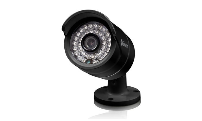 Swann Pro-A850 AHD 720P Security Camera with 100ft Night Vision ...