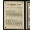 German Zinc Coins of World War II Album (3-Piece Set)