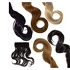 Hollywood Hair 18-inch Wavy Clip-in Hair Extensions