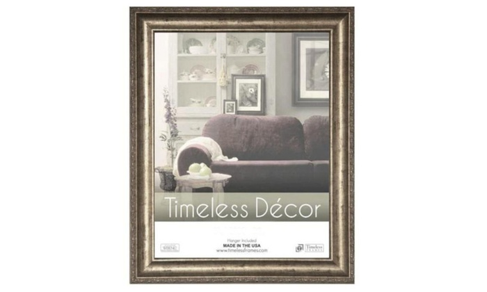Timeless Frames 78220 Milano Silver Wall Frame, 16 x 20 in. | Groupon