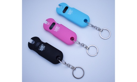 Streetwise Security SMART Key Chain 24,000,000 Volt Stun Gun with LED Flashlight