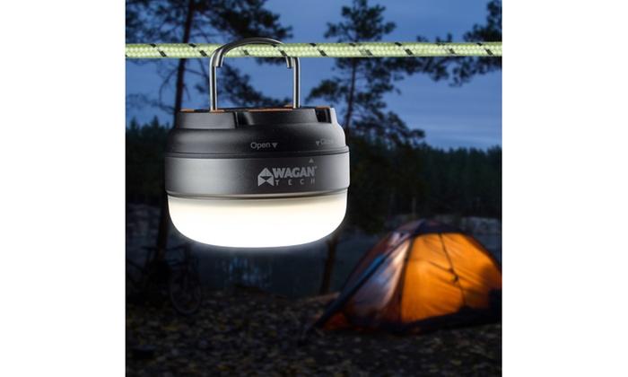 Wagan Camplite Dome  Lantern Flashlight with hanging hook