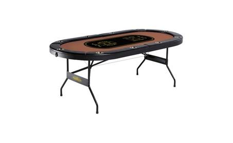10 Player Poker Table 4b43e85b-9d20-4f2e-8fda-77527b3bb82c