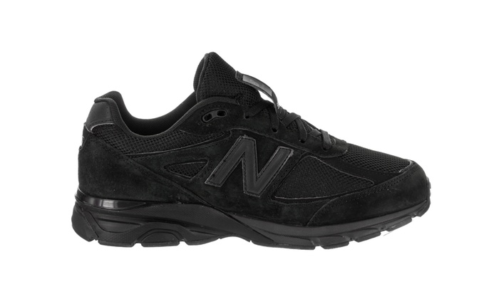 best loved e6797 83f5b New Balance Kids 990v4 - Wide Running Shoe | Groupon