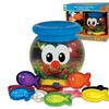 The Learning Journey 207659 Learn with Me-Color Fun Fish Bowl