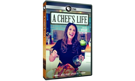 A Chef's Life Holiday Special DVD c7521a6f-8292-48fa-859d-ff8658c2a524