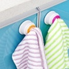 Wash-Cloth and Towel Clip Set (4-Pack)