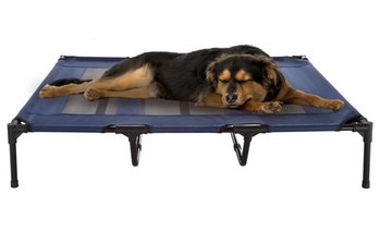 Petmaker Elevated Pet Bed Portable Raised Cot-Style Bed