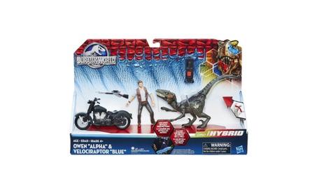 Jurassic Park Alpha Cycle & Hybrid Raptor Pack 6bda5723-fdd6-4aba-befd-034adfdc8b4a