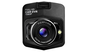 Windshield 1080P Car DVR Night Vision Dashboard Video Recorder