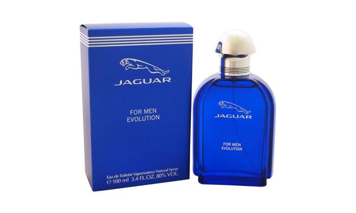 Passion Depot: Jaguar Evolution 3.4 OZ 100 ML EDT For Men