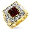 J Goodin True Blood Crystal Ring
