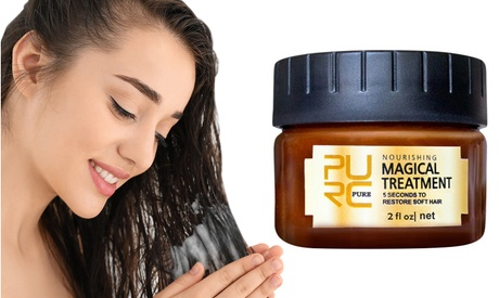 Magical Hair Roots Treatment Mask Deep Condition 5 Seconds to Restore Soft Hair