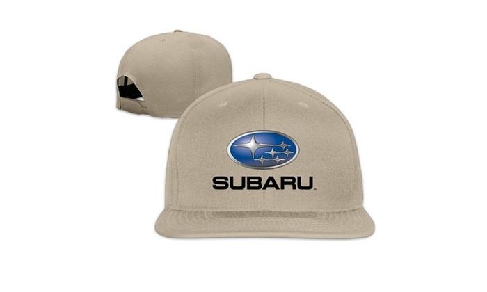Subaru Logo Porch Baseball Cap  b698c766b03