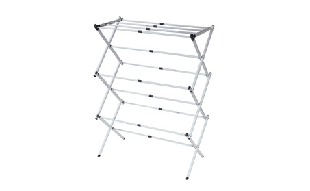 Sunbeam Expandable Clothes Drying Rack e8bf9910-5c89-4a09-a9b4-742845365fc4