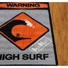 Dean Miller High Surf Orange Color Rug