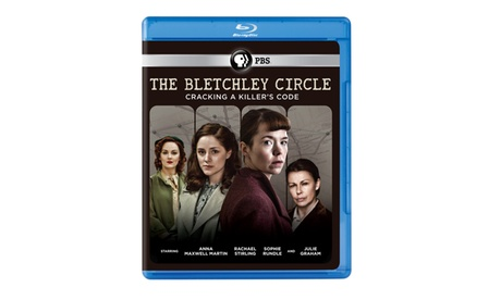 The Bletchley Circle Blu-ray (U.K. Edition) ac099517-de4d-4fbe-b3a5-5194fc9154bb