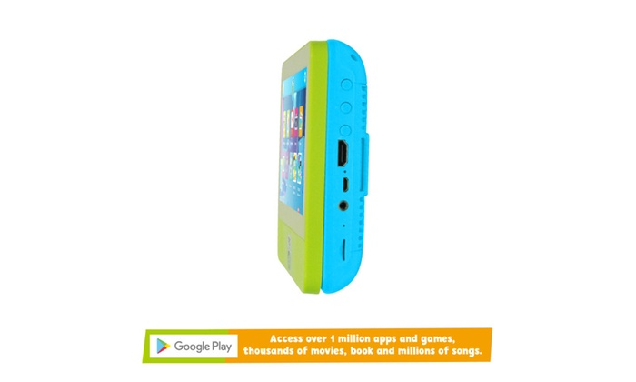 PBS KIDS Playtime Tablet DVD Player Android 7 0 Nougat   Groupon