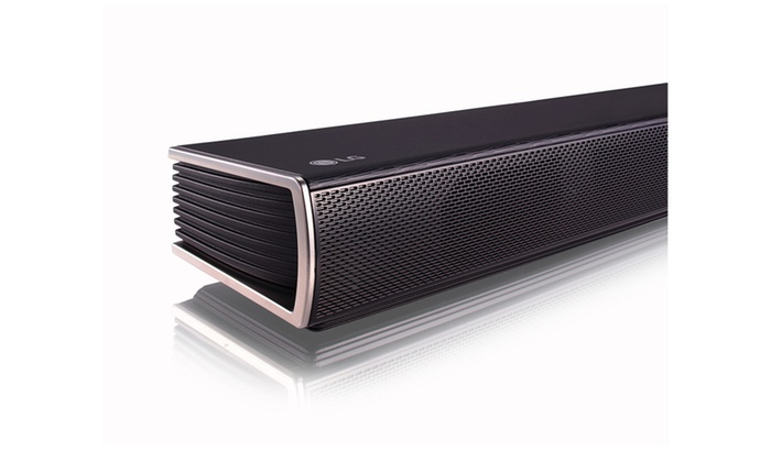 NEW IN BOX LG SJ4Y 2.1 Channel 300W Sound Bar with Wireless Subwoofer