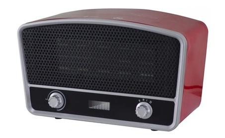 Comfort Zone Ceramic Space Heater Portable Desk Thermostat Small Fan 2c8bb332-918c-40ef-8f33-cdf5f076ca4e