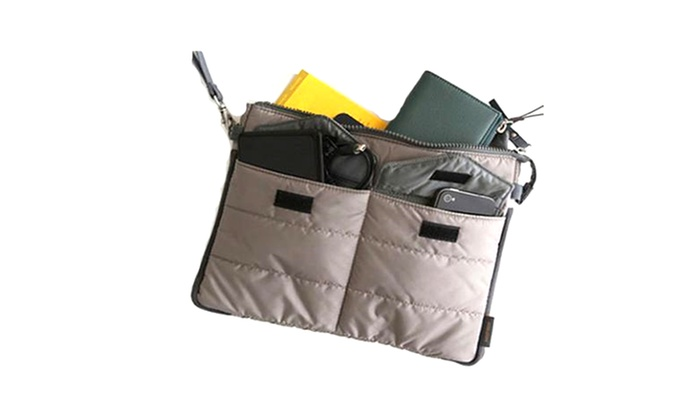 0f8b23d3b4b8 Up To 88% Off on Slim Bag-in-Bag Organizer For... | Groupon Goods
