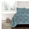 Maya 3 Piece King Quilt Set