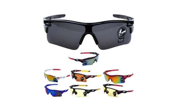 New Sports Cycling Bicycle Bike Riding Sun Glasses Eyewear UV 400 Lens