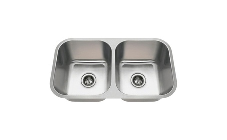 MR Direct 3218A Undermount Stainless Steel Kitchen Sink 98f88c15-b589-46cc-a494-d552c3e76a6f