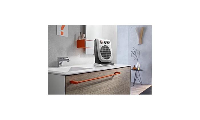 Refurbished Groupon Goods Delonghi Bathroom Heater
