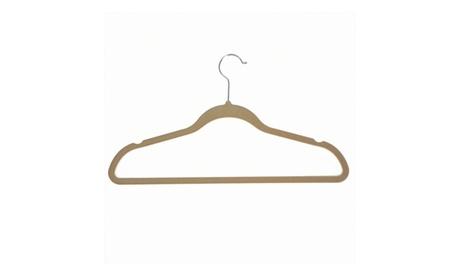 Velvet Anti-Slip Hangers 91d03faf-d7a1-4025-b53a-e1ac978a719d