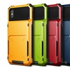 VRS Design Damda Folder Protective Wallet Card Case for iPhone X