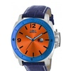 Invicta 18837 Orange Dial Specialty Quartz 3 Hand Mens Watch
