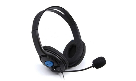 Wired Gaming Headset with Microphone for PS4 PC Laptop